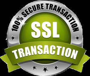 SSL Transaction badge